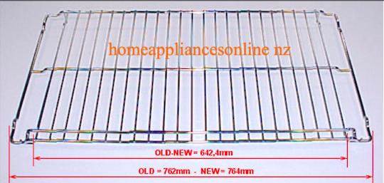 Smeg Oven Rack Wire Shelf SA9066XS, SA9066Xng, 762mm - 764mm x 395mm,