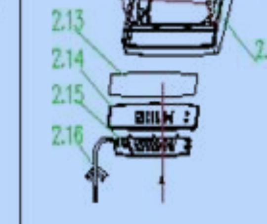 Nouveau Washing Machine PCB MAM60, MAM60-S1405GPS,