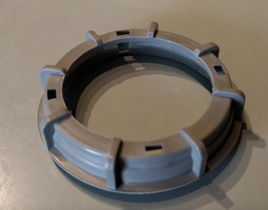 Fisher & Paykel, Haier, Elba, Dishwasher Bearing lower Spray Arm Nut Dw60 HDW9 HDW12 DW12 HDW20 HDW101 HDW100