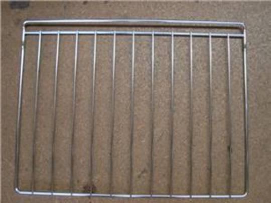 Baumatic Oven Rack Shelf WIRE SHELF WITH STOP BK264PSS, BK265PSS, BK267PSS, BK26P, BKO65, BK065,  345mm x 450mm, - 455mm