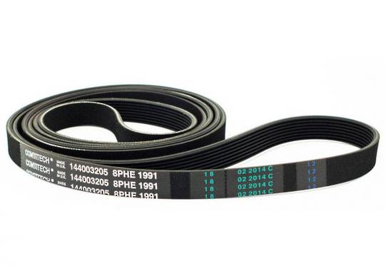 Ariston indesit Tumble Dryer Drum Belt 8PHE, 1991MM, 1991, 144003205,