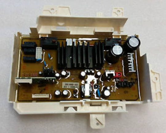 SAMSUNG WASHING MACHINE MAIN PCB inverter CONTROLLER  Board WF1104XAC,