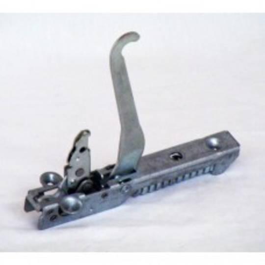 Delonghi oven DOOR hinge 600mm WIDE OVEN GSS601, PSSG660, G55, GSS601, C610DX330X, 601L C610DX340X, 603