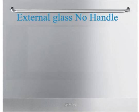 Smeg Oven door outer glass external Glass sc378mfx,