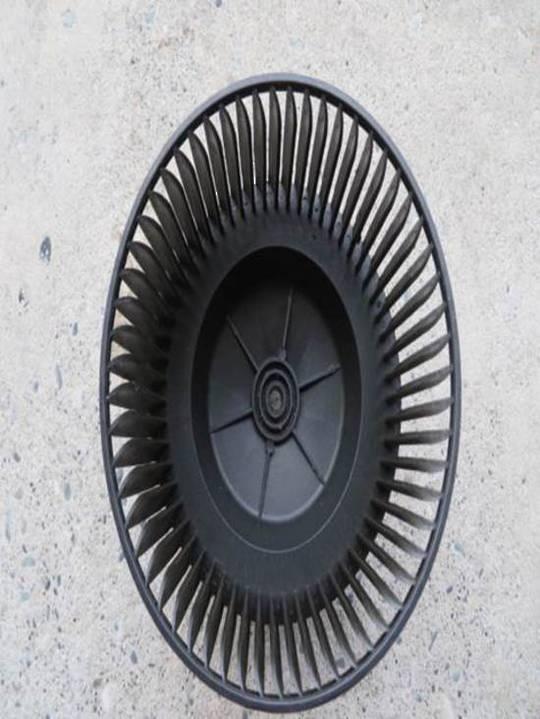 Smeg applico rangehood fan blade fan blower black f90ss.3,