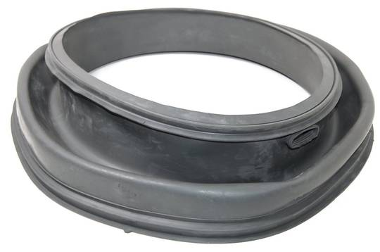 WHIRLPOOL WASHING MACHINE DOOR SEAL Gasket boot AWM8000/1-, AWM8000-, AWM8500-, AWM9000, AWM9100/1, HDW1011BG-, HDW1011WG, SCW10