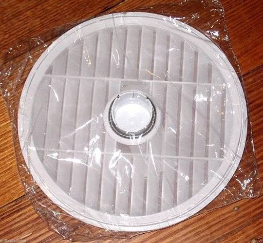 Fisher Paykel Dryer Grille Outlet Door Inner Filter AD35, AD36, AD39, DE35F56AW, DE40F56A2, *199p