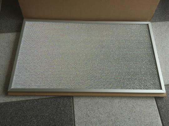 Westinghouse Rangehood Aluminium Filter  RDN6S, RDN6S*12, RDN6W, RFC600, RFC600K, RFC600S, RFC600, RFC602, RFC602K, RFC602S, RFC