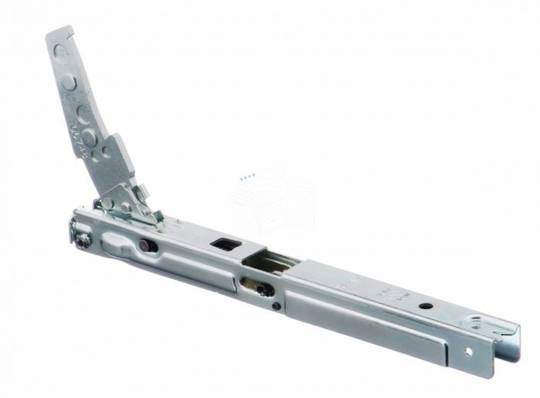 Bosch Oven Door Hinge HBN3650AU/02 version 2, for Ratio-door with stainless steel front,