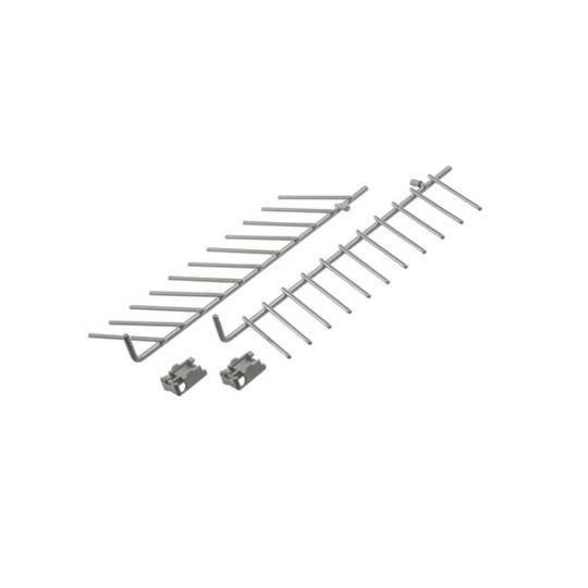 Bosch Dishwasher top Basket Rack bearings or Rack Holder SGI59A05AU/32, SGS57M25EU/45, SGS59A02AU/32, SGS59A02AU/45, SGS59A02AU/