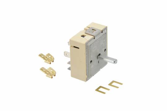 Bosch Regulator switch Universal-energie controler with contact 4a=connection (2-circle zone),