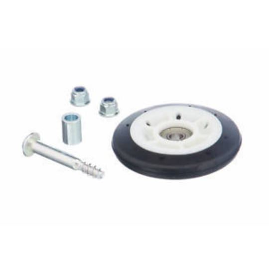 Bosch dryer Wheel roller front drum Kit WTV74100au,