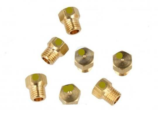 Universal SMEG LPG KIT 7 Nozzle, lpgjet,