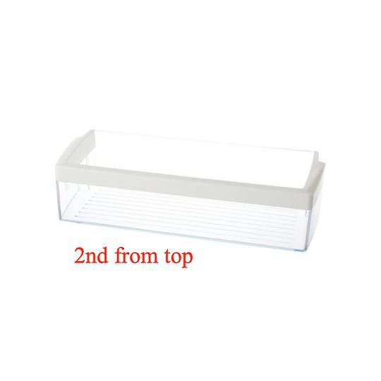 Bosch fridge 2ND shelf FROM TOP KAN92V130A, KAN92VI30A,