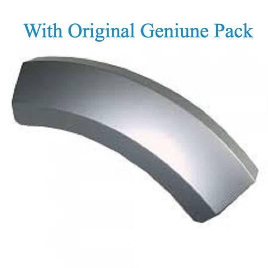 Bosch Dryer handle Silver WTW86560AU/06, WTW86560AU/10, WTE86303AU/30, WTW86560AU/06, WTW86560AU/10
