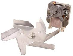 Westinghouse and simpson Oven cooking Fan Motor with fan blade and nut,