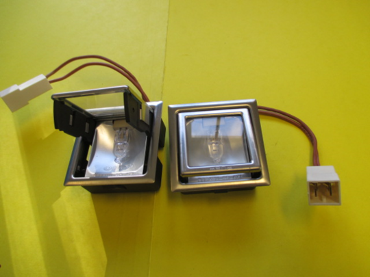 Smeg Range Hood Halogen Lamp Assembly pasc780.4, pasc650,
