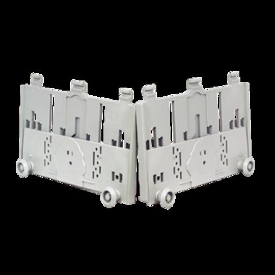 SIMPSON WESTINGHOUSE AEG Electrolux DISHWASHER Upper Basket Wheel Roller Adjustment RIGHT and left EX302,
