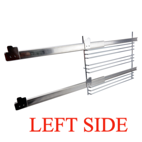 Westinghouse Side rack support including rail Left hand POP663S,