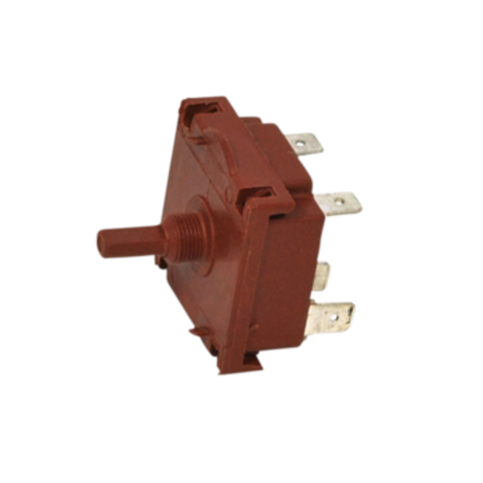 Westinghouse Simpson Oven Multi Function Switch Selector switch 4 position 6 pinGOS630S GOS630W EOC640WR