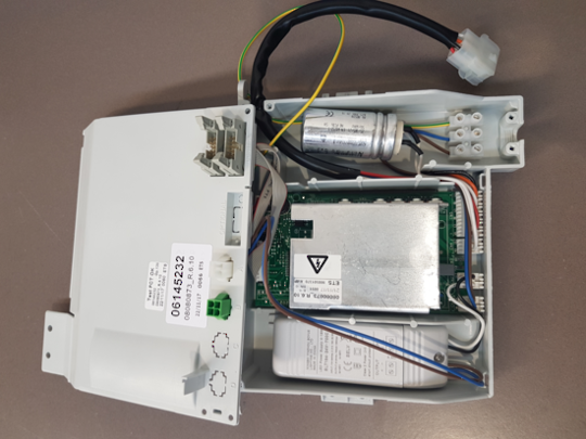 SMEG Rangehood Control Unit ELECTRICAL INSTALLATION ASSEMBLY CI2000LED,