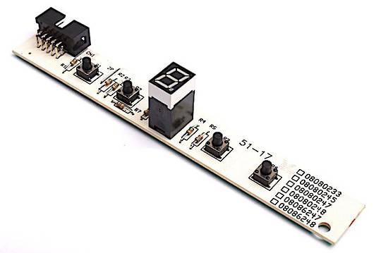 Smeg Rangehood Pcb controller Board KK7088, KK 7088,