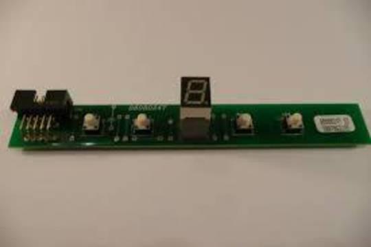 Smeg Rangehood Pcb controller Board IS7088XS, SM3296, p580, p780, p780.4,