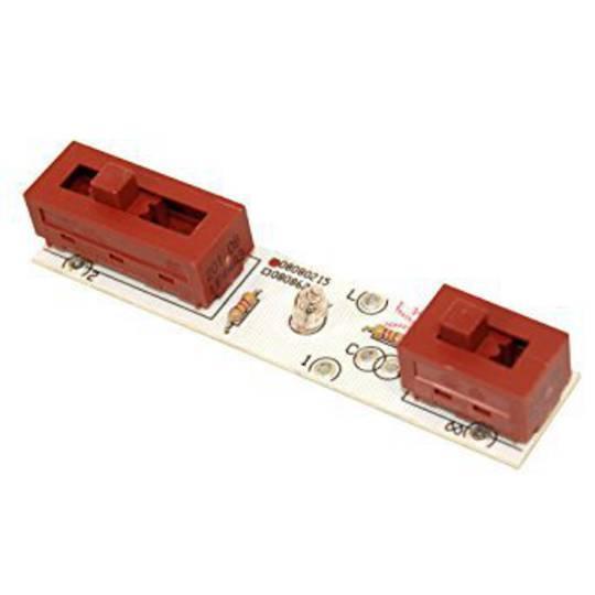 Smeg Rangehood slide switch gi1982m,