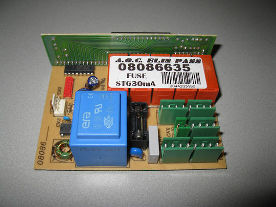 Smeg Rangehood Pcb Power controller Board KK7088, No Longer Available