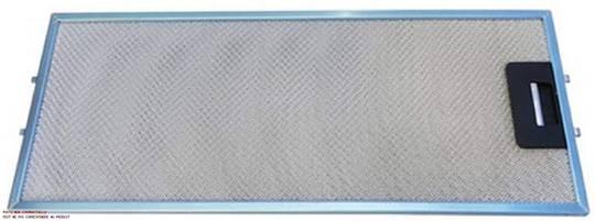 Smeg Rangehood K2035xs90, K2039XS90, filter Rounded Corners 480 X 298MM, 300mm, **no longer available