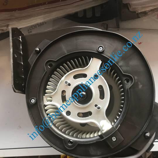 Fisher Paykel Rangehood Motor Assy HC90DCXB1, HC120DCXB1, HC60DCXB1, Including Capacitor