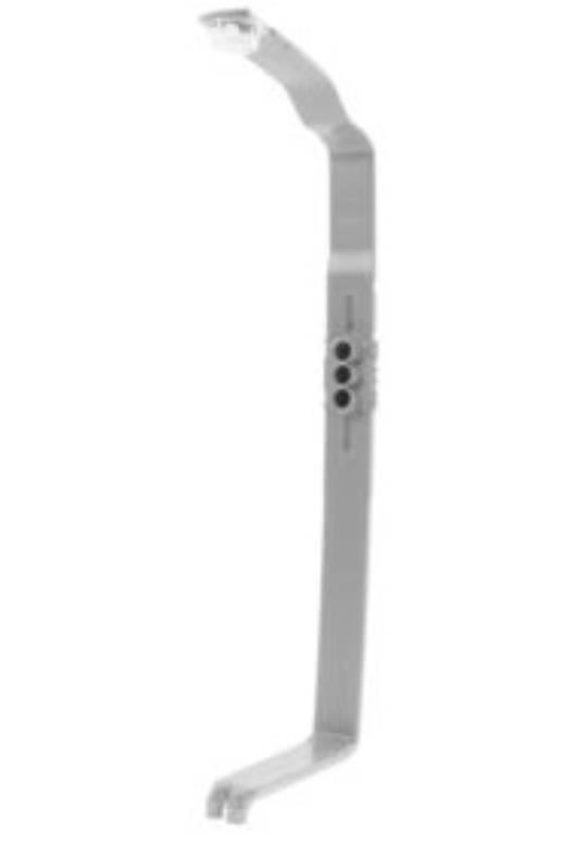 Bosch Dishwasher Upper spray Arm Pipe Assy SBV69T00AU/18,