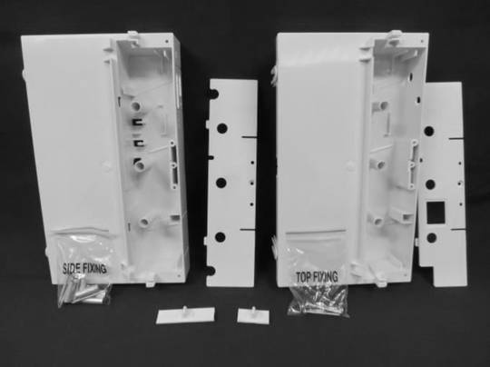 Fisher Paykel and robin hood Rangehood side panel slide out RV6WH, RV9WH, HS60CESX2, 89192,