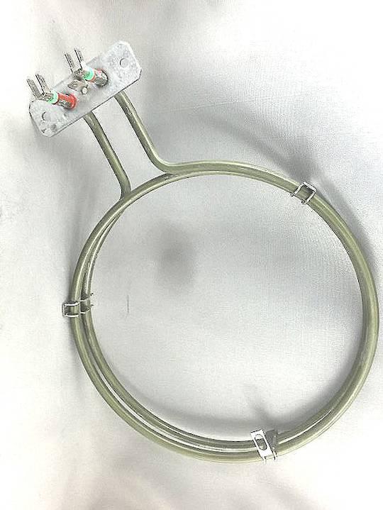 Baumatic Oven Fan forced element Bk144ss, bk144w, bk164ss, bk164w BK160ss , BK160.1SS, BK160.1W,