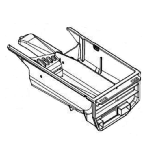 Westinghouse SIMPSON WASHING MACHINE DRAWER DISPENSER DETERGENT SWF14843,