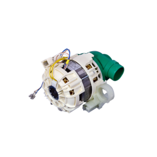 Westinghouse Dishwasher Wash Motor Taco WSF6605XR, WSU6603XR, WSF6605WR,