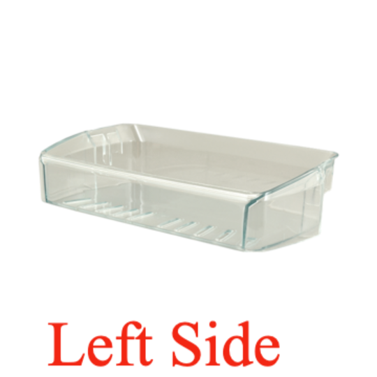 Westinghouse and Simpson fridge Half Shelf Left Side WTE4200SB, WTM3900SB, WTM3900WB, WTM4200PB, WTM4200WB, WTM4400WB,  *1780