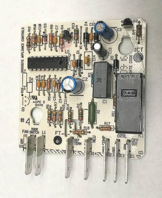 Westinghouse Fridge freezer defrost pcb SSM6100MA,