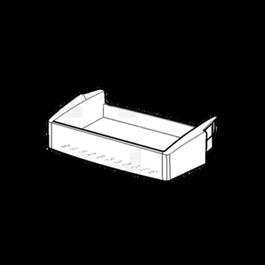 Westinghouse SIMPSON  Electrolux fridge Half Shelf EBM5100WA EBM5100SA EBM5107SC ETM5207SC