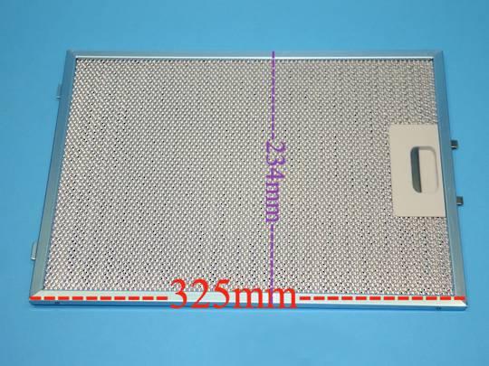 Asko Rangehood Grease Filter CH080-90, 325mm x 234mm  -235mm