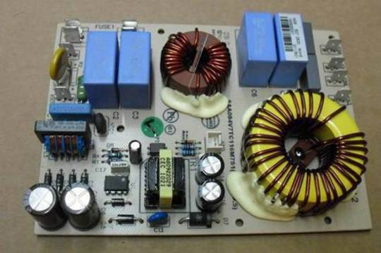 beko induction cooktop power board pcb RIGHT SIDE  HII64500T,