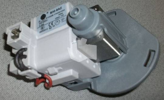Beko DISHWASHER DRAIN PUMP OUTLET PUMP DFN38450W,