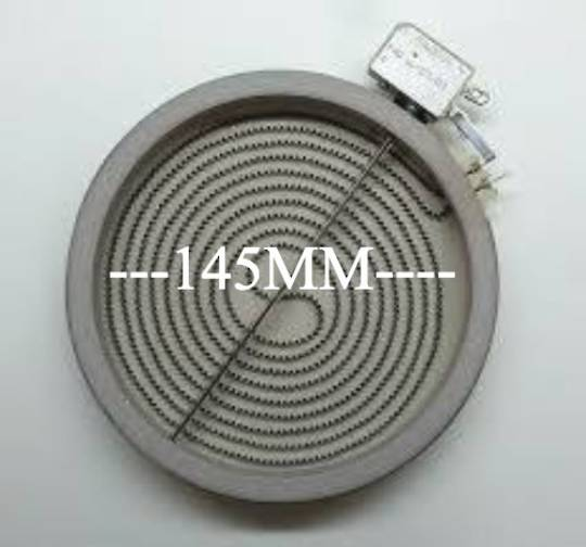 Everdure Element for ceramic cook top 145mm 1200w,