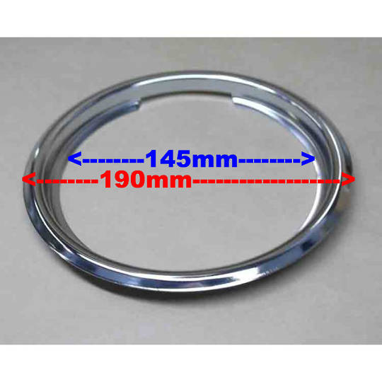 WESTINGHOUSE SIMPSON COIL ELEMENT Large Stainless steel ring  ,