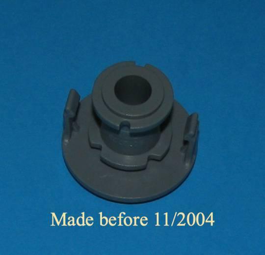 Asko Dishwasher Spray arm holder or Bearing lower spray, made Before 11/2004,   043