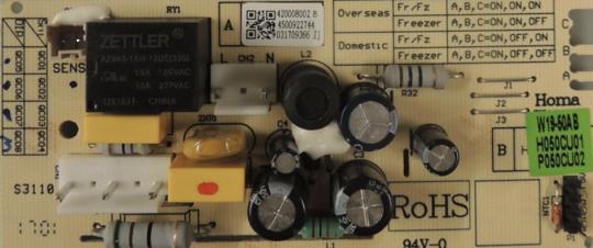 Everdure ELECTRICAL CONTROL BOARD ECF316, ELCF380 ELC100 ELC200, OCF145,  *300022