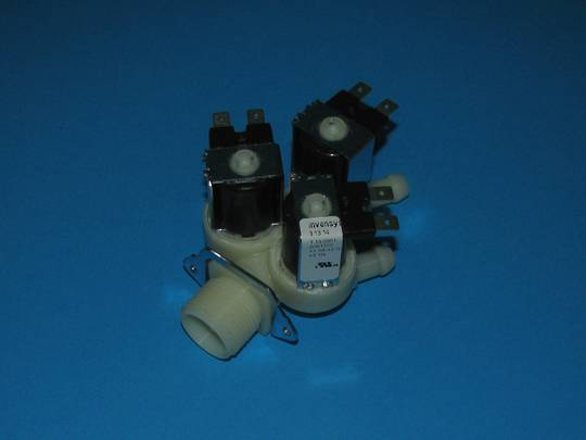 Asko washing machine inlet Valve 3 way triple valve wm20,
