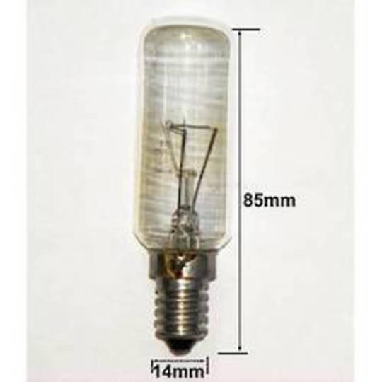 Classique RangeHood lamp long 25watt CLRHSL, CLPP60SS, CLPP90SS, CLRHSLSS.1, CLRHSLW.1, CLRHSLSSR