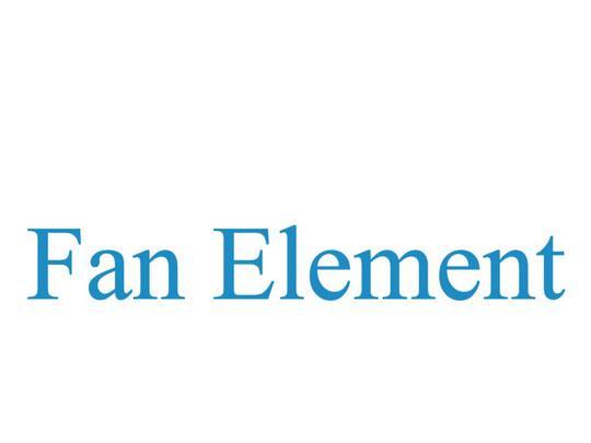 Trieste Oven Fan Element TRFM3765IX, TR FM37.65 IX,