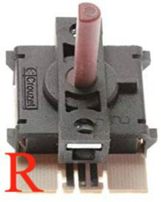Beko oven Encoder switch CIM307400PX BEO3241XG, euromaid PSMS9, Right HAND SIDE